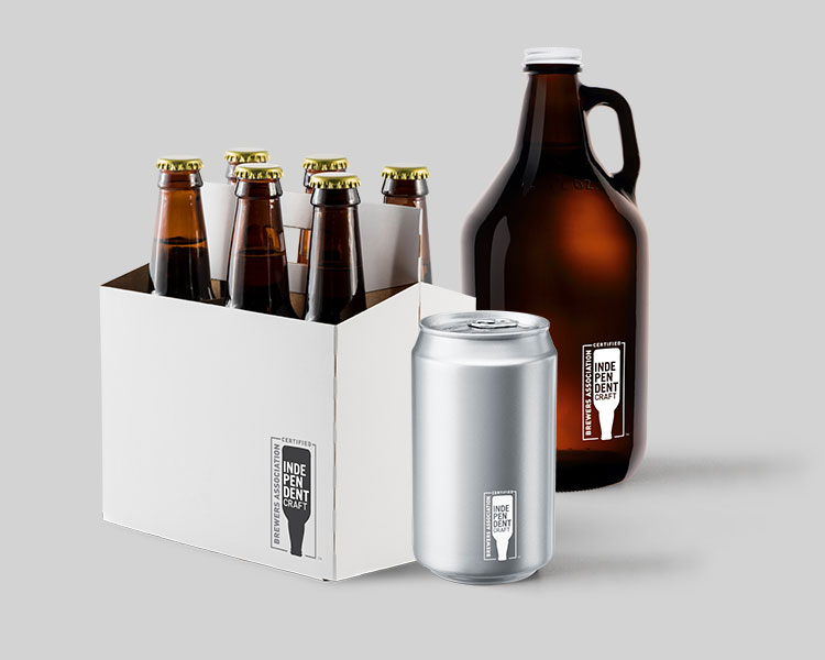 Independent Craft Brewer Seal Packaging