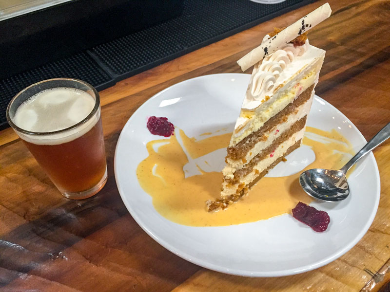 Breweries and Cake