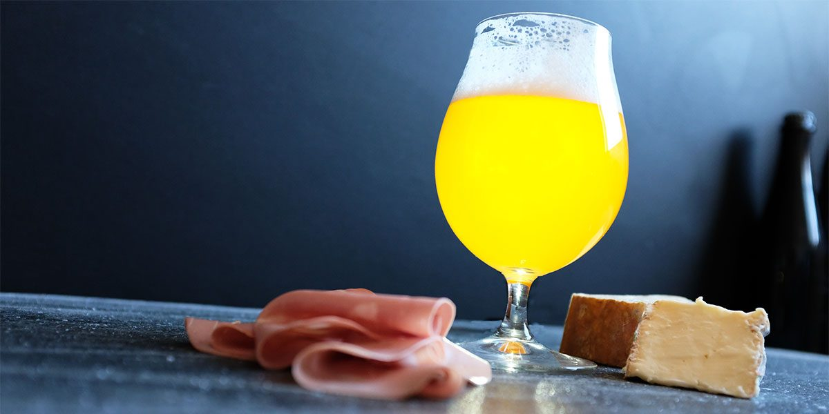 winter beer and cheese pairings