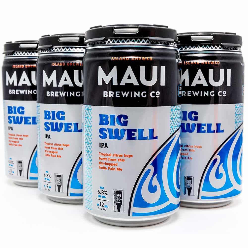 maui brewing independent craft beer seal
