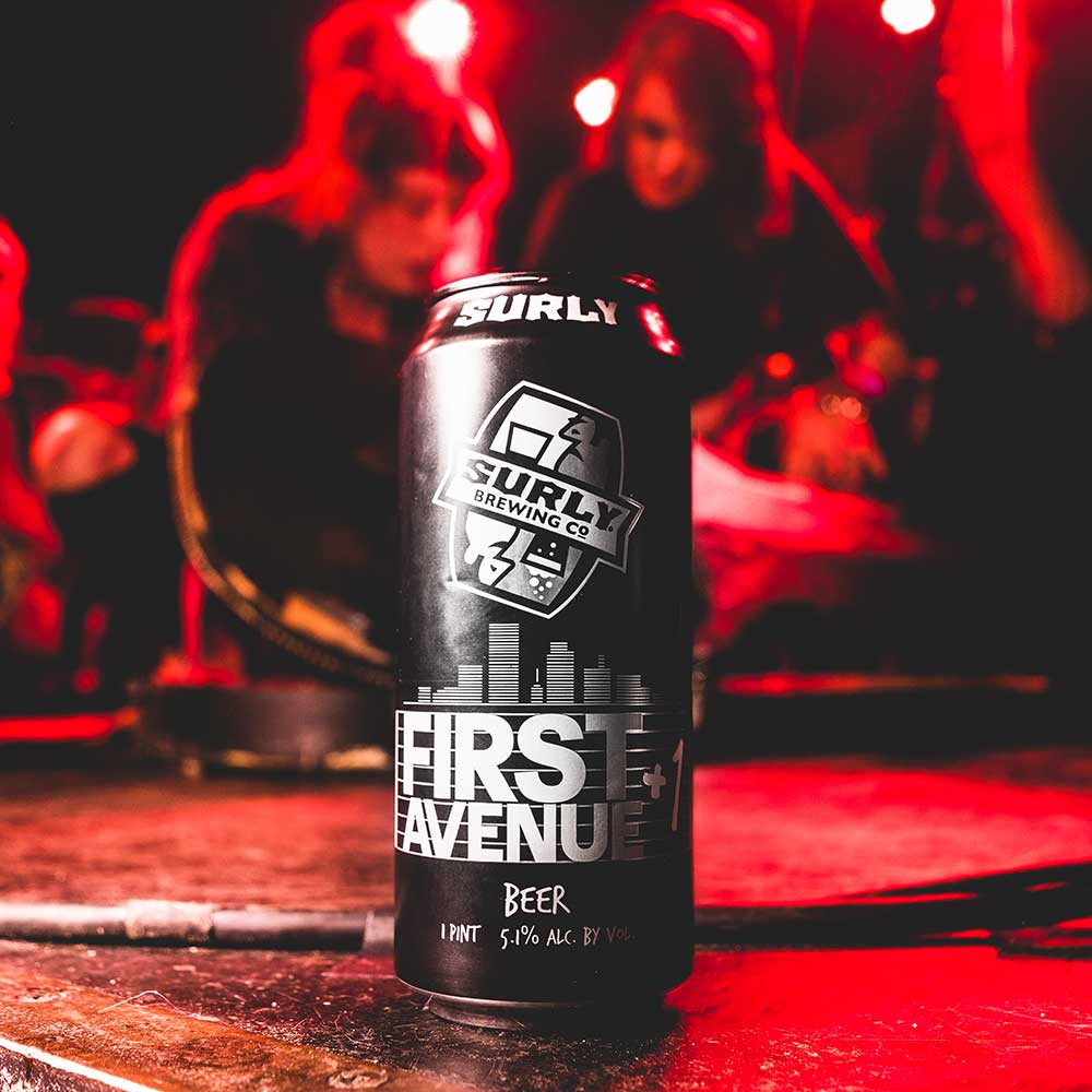 Surly Brewing First Avenue Beer