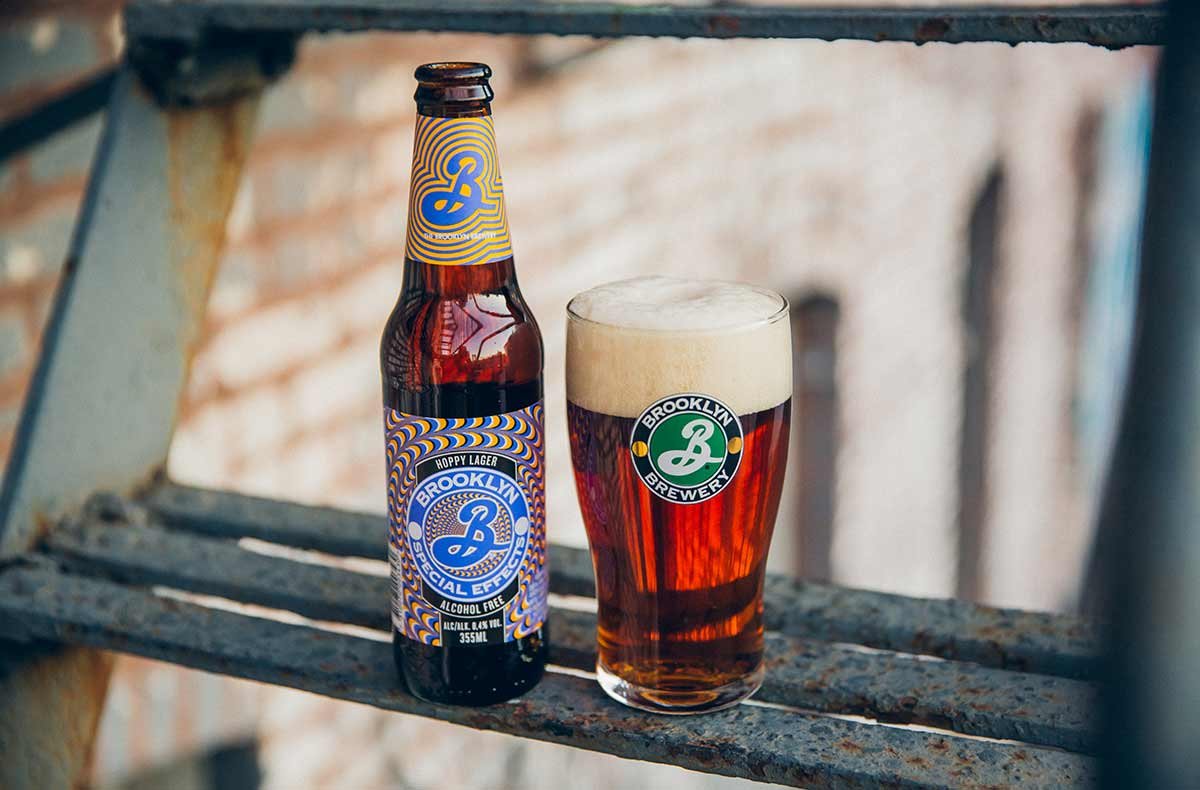 Brooklyn Brewery Non-alcoholic craft beer